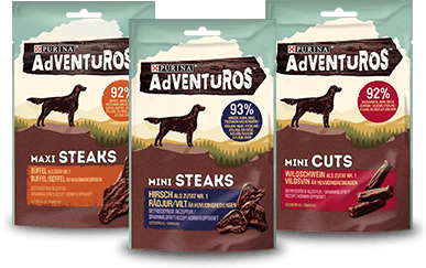 PURINA®AdVENTuROS™ Dry Cuts